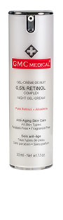 Retinol 0.5% Night Gel Cream